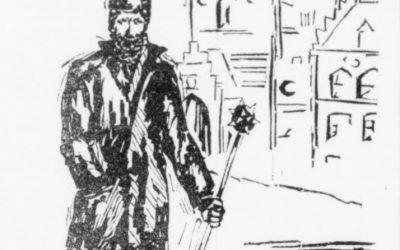 Byens levende brandalarm – tårnvægterens job var ikke en loppetjans